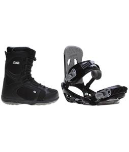 Head Scout Pro Boots w/ Sapient Stash Bindings