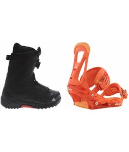 K2 Raider BOA Boots w/ Burton Freestyle Bindings