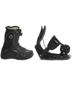 K2 Stark Boots w/ Flow Alpha Bindings