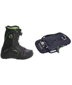 K2 Stark Boots w/ K2 Sonic Bindings