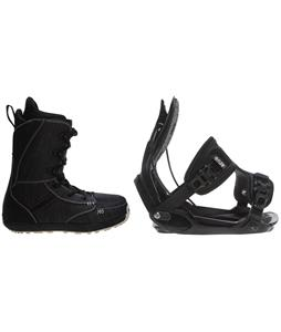M3 Agent 4 Boots w/ Flow Alpha Bindings