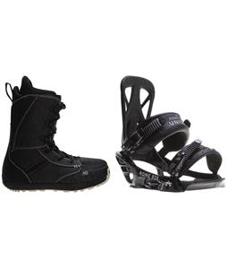 M3 Agent 4 Boots w/ Rome United Bindings