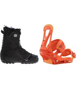 Northwave Freedom Boots w/ Burton Freestyle Bindings