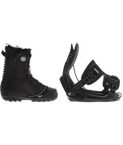 Northwave Freedom Boots w/ Flow Alpha Bindings