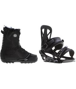 Northwave Freedom Boots w/ Rome United Bindings