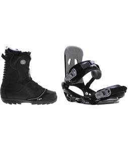 Northwave Freedom Boots w/ Sapient Stash Bindings