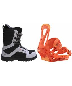 Sapient Guide Boots w/ Burton Freestyle Bindings