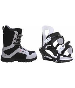 Sapient Guide Boots   w/ Chamonix Savoy Bindings