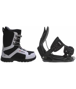 Sapient Guide Boots w/ Flow Alpha Bindings