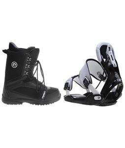 Sapient Guide Boots w/ Flow Five Bindings