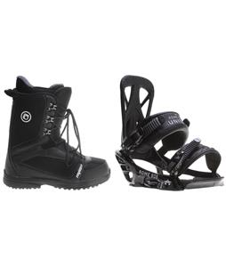 Sapient Guide Boots w/ Rome United Bindings