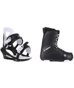 Sapient Mason Boots w/ Chamonix Savoy Bindings