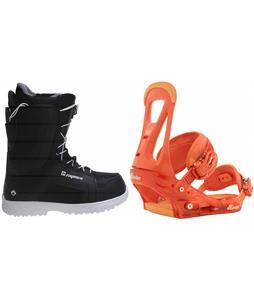 Sapient Method Boots w/ Burton Freestyle Bindings