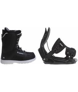 Sapient Method Boots w/ Flow Alpha Bindings