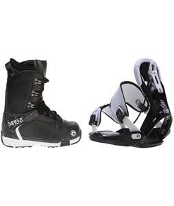 Sapient Yeti Boots w/ Flow Five Bindings