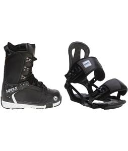 Sapient Yeti Boots w/ Head NX One Bindings