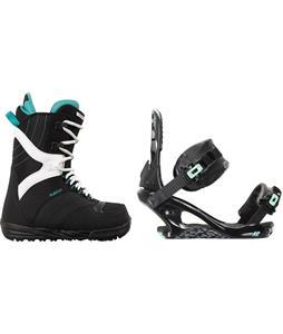 Burton Coco Snowboard Boots w/ K2 Yeah Yeah Bindings