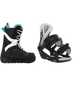 Burton Coco Snowboard Boots w/ Chamonix Bellevue Bindings