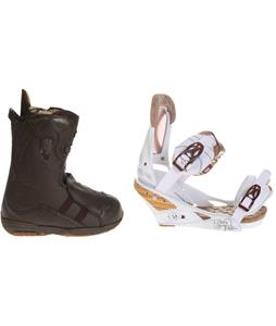Burton Iroc Snowboard Boots w/ Burton Escapade Bindings