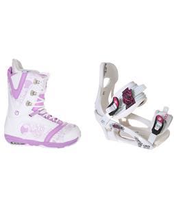 Burton Lodi Snowboard Boots w/ LTD LT250 Bindings