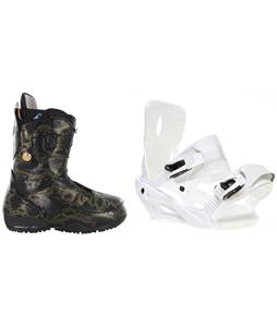 Burton Modern Snowboard Boots w/ Sapient Zeta Bindings