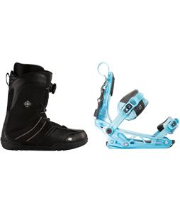 K2 Sendit Snowboard Boots w/ K2 Cinch Tryst Bindings