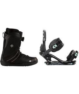 K2 Sendit Snowboard Boots w/ K2 Yeah Yeah Bindings
