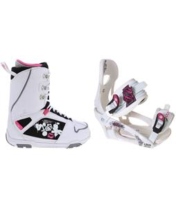 M3 Cosmo Snowboard Boots w/ LTD LT250 Bindings