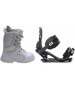 Sapient Zeta Snowboard Boots w/ K2 Yeah Yeah Bindings