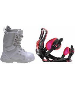 Sapient Zeta Snowboard Boots w/ Rossignol Myth Bindings
