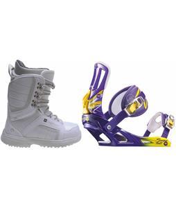 Sapient Zeta Snowboard Boots w/ Rossignol Tesla Bindings