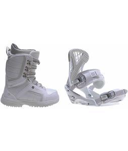 Sapient Zeta Snowboard Boots w/ Sapient Zeta Bindings