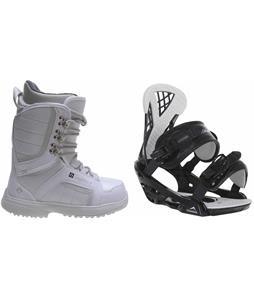 Sapient Zeta Snowboard Boots w/ Chamonix Bellevue Bindings