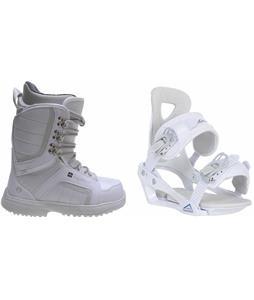 Sapient Zeta Snowboard Boots w/ Chamonix Brevant Bindings