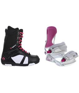 Sapient Proven Snowboard Boots w/ Avalanche Serenity Bindings