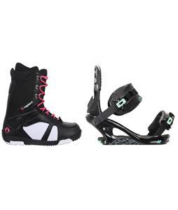Sapient Proven Snowboard Boots w/ K2 Yeah Yeah Bindings