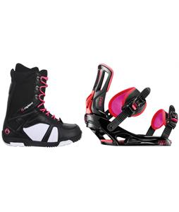 Sapient Proven Snowboard Boots w/ Rossignol Myth Bindings