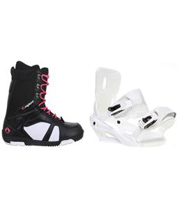 Sapient Proven Snowboard Boots w/ Sapient Zeta Bindings