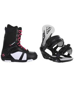 Sapient Proven Snowboard Boots w/ Chamonix Bellevue Bindings