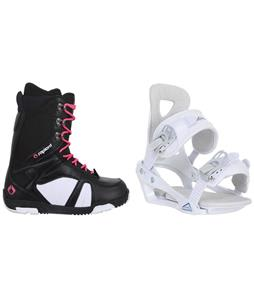 Sapient Proven Snowboard Boots w/ Chamonix Brevant Bindings