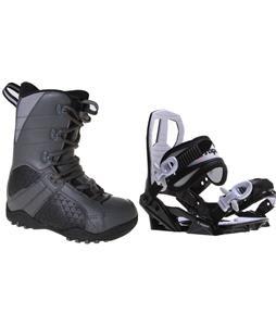LTD Classic Snowboard Boots w/ Sapient Zeus Jr Bindings