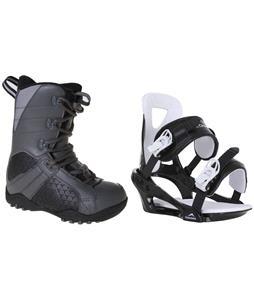 LTD Classic Snowboard Boots w/ Chamonix Savoy Bindings