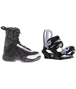 M3 Militia Jr. Snowboard Boots w/ Sapient Zeus Jr Bindings