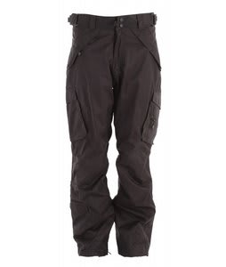 Boulder Gear Deluxe Cargo Snow Pants Black