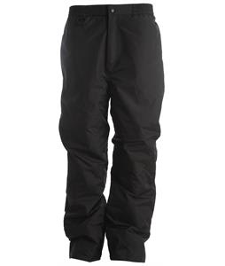 Boulder Gear Ridge Snowboard Pants Black