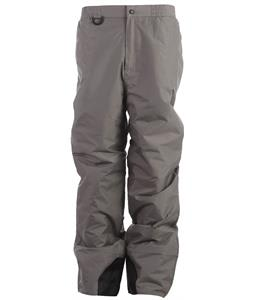 Boulder Gear Ridge Snowboard Pants Granite