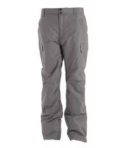 Boulder Gear Zephyr Cargo Snow Pants Charcoal