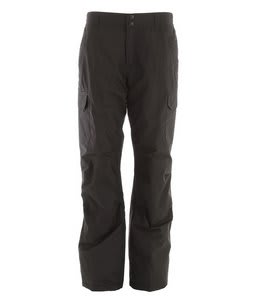 Boulder Gear Zephyr Cargo Snow Pants Black