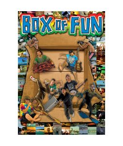 Box Of Fun Wakeboard Dvd