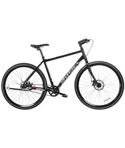 Breezer Beltway Bike Satin Black/Glossy Black 60cm (XL)